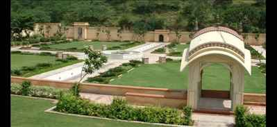 Parks and gardens in Rajasthan