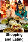 Shopping and Eating in Rajasthan