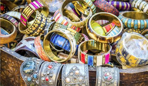 Bhatia Bazaar, Jaisalmer