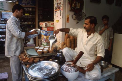 Eating in Rajasthan