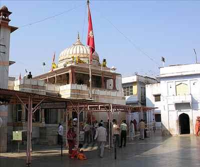 ambika temple