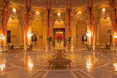 Most Luxurious Resorts Of Rajasthan