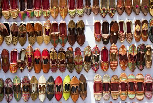 mochi bazaar street shopping jodhpur