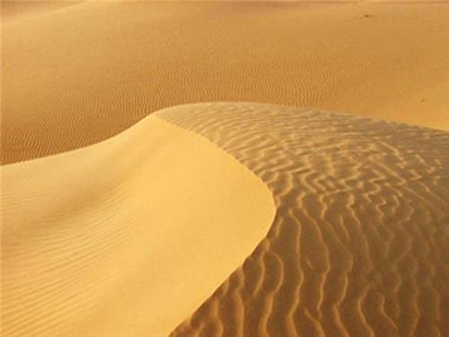Important Sand Dunes in Rajasthan