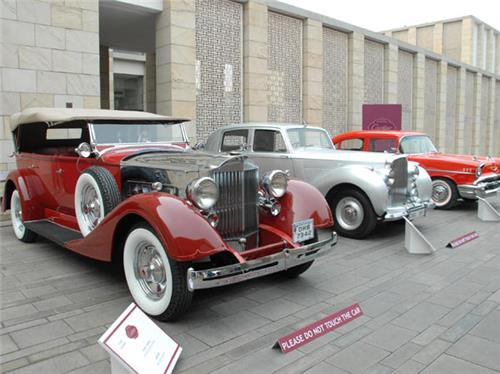 Vintage Car Shows in Rajasthan