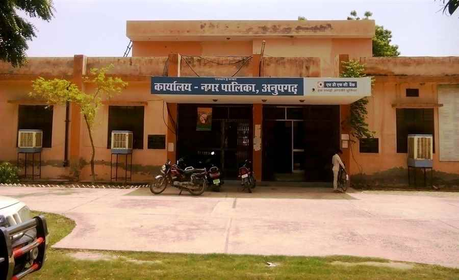 About Anupgarh