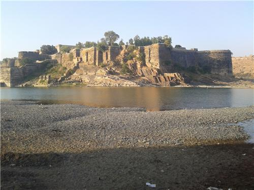 Gagron Fort in Jhalawar-Credit panoramia