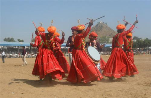 Fairs and Festivals of Pushkar