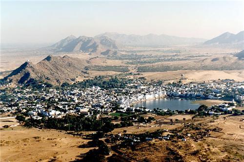 Administration of Pushkar