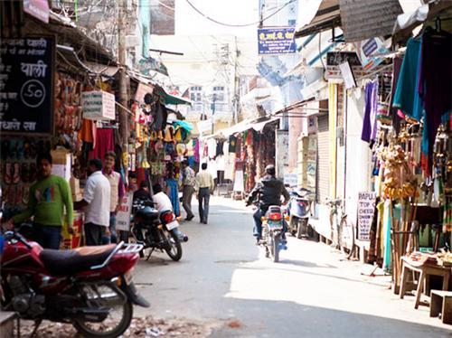 Markets in Pushkar