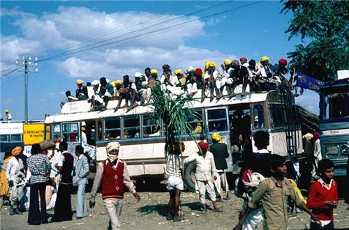 Transport System in Pushkar