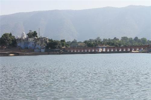 Water Supply in Pushkar