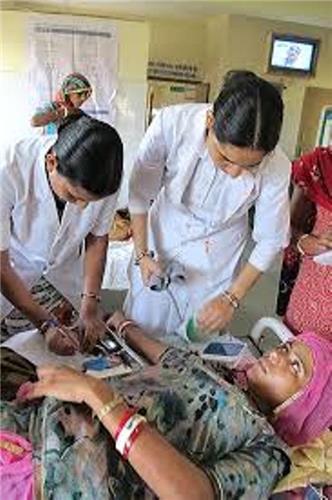 Health care facilities in Sardarshahr