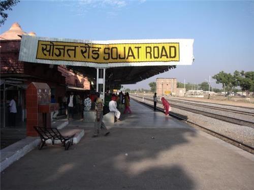 Transport facilities in Sojat