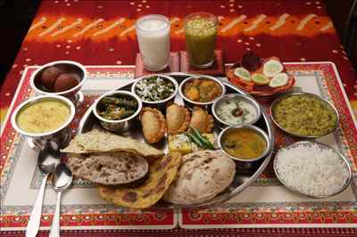 Traditional Cooking In Rajasthan
