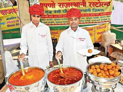 Food items unique to rajasthan