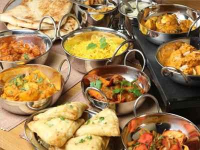Food in Rampur