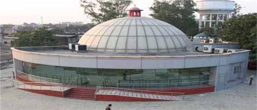 Aryabatta Planetarium