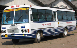 UPSRTC  Buses