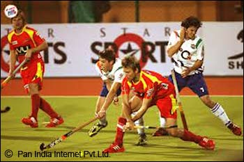 Hockey in Ranchi