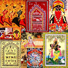 Tribal paintings of Ranchi