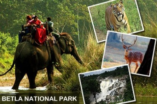 Tourist places near Ranchi