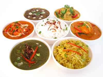 Food in Ranchi