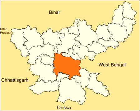 Geography of Ranchi