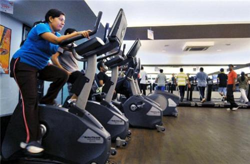 Gyms in Ratlam