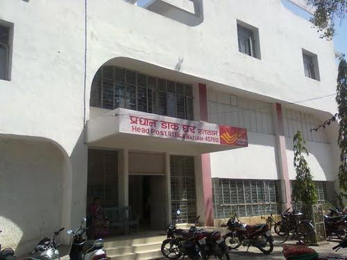 Postal Services in Ratlam