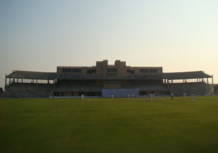 Chaudhary Bansi Lal Cricket Stadium in Rohtak