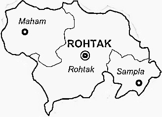Historic Events in Rohtak