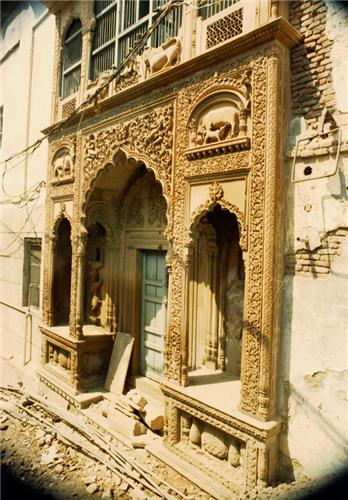 Art and architectural heritage of Rohtak