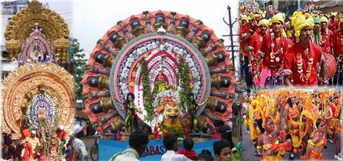 The festival of Sitalsasthi