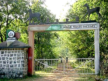 Debrigarh Wildlife Sanctuary
