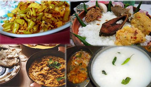 Famous Food items of Sambalpur,