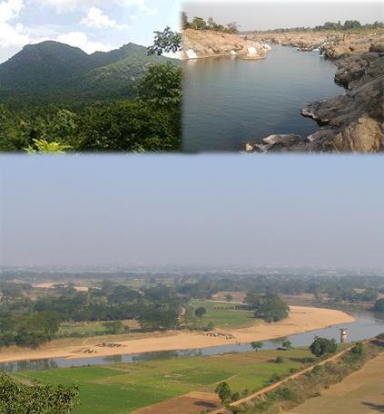 Geography of Sambalpur
