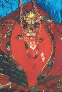 Goddess Samaleswari
