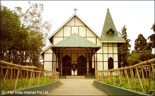 Shillong Baptist church