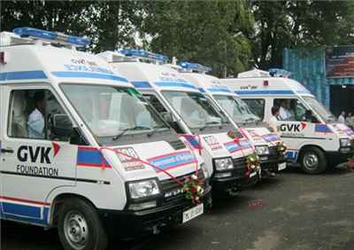 Ambulance services in Shillong
