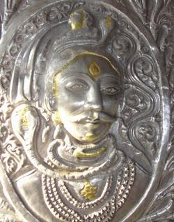 Art works of Bhimkali Temple