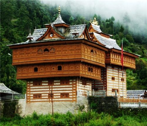 Places To See In Shimla Rajgarh At Shimla: Shri Bhimakali Temple, Bhima Kali Ji Temple In Shimla
