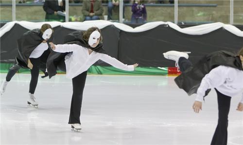 Ice Skating Carnival Shimla