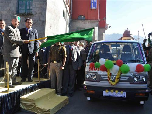 The launch of Nobile Canteen for the Jails in Shimla