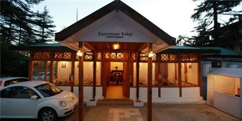 Torrentium Lodge in Shimla