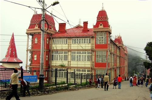 Railway Board Building, Shimla