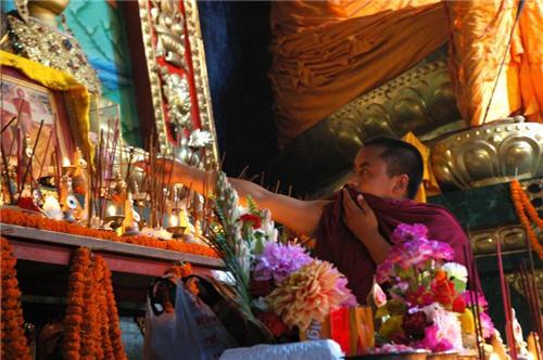 Buddhist Monasteries in Shimla