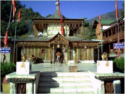 Hatkoti Temple, Shimla