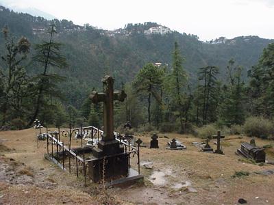 Shimla Cemetery
