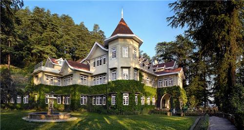 Woodville Palace, Shimla